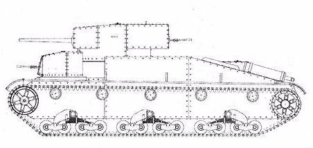 Т-28 прототип 3a7b5bd89e4b