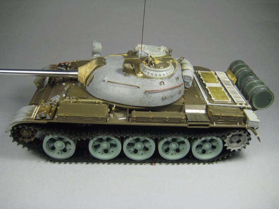 Т-55. ОКСВА. Афганистан 1980 год. - Страница 2 Fe7784e7f42e