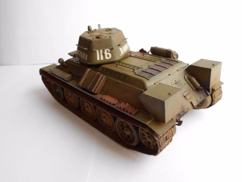 Т-34/76 выпуск начала 1943г 1/35 (Моделист №303529) - Страница 2 5c99f297bbc2
