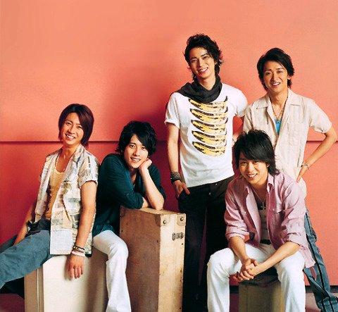 ARASHI. Радужные мальчики - 2 - Страница 15 0713604e2104