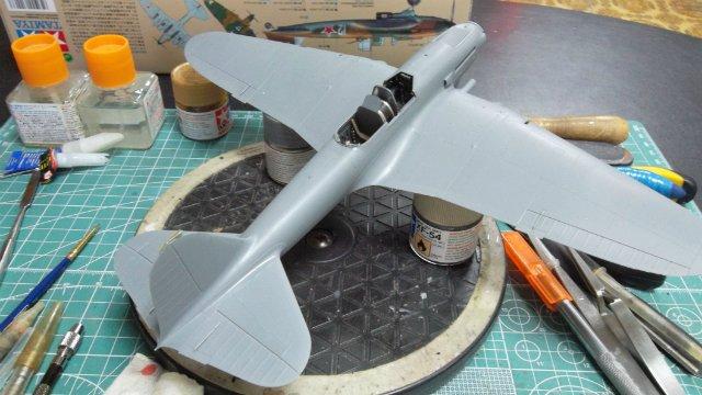 Ил-2, масштаб 1/48, (Tamiya 61113). Ac166aab2739