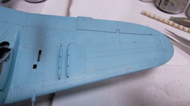 Ил-2, масштаб 1/48, (Tamiya 61113). 82c754834414