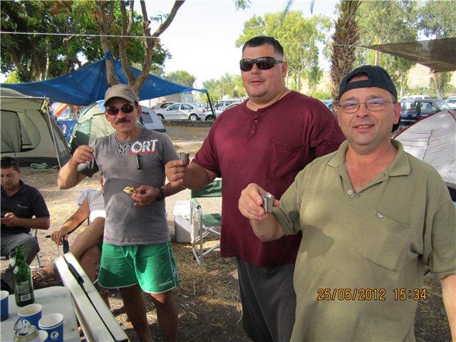 Отчёт о турнире по блеснению с лодок на Кинерете 26.05.2012 F70a4061c16f