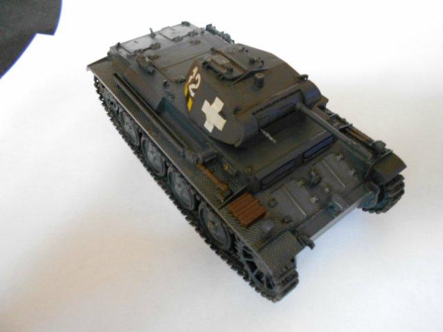 Pz.Kpfw.II Ausf.D 1/35 (Арк Модел) E8f4841afe7f