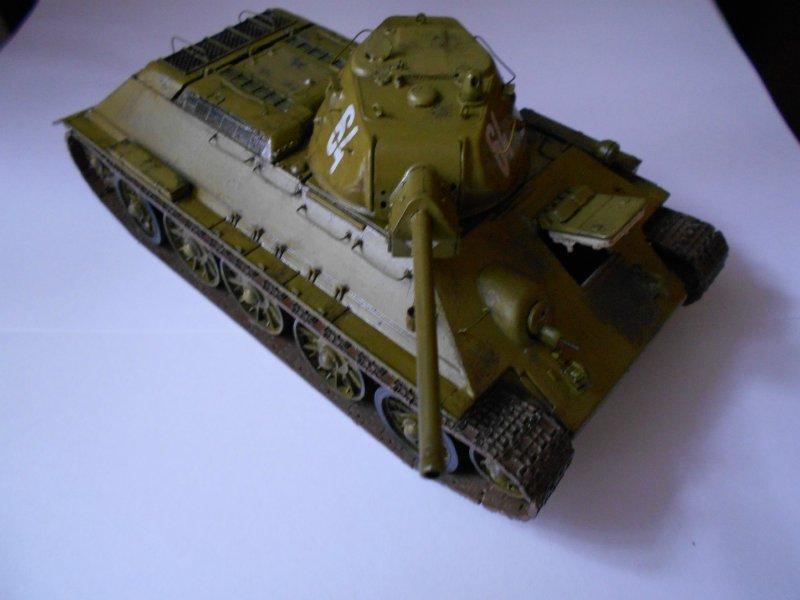 Т-34/76 Красное Сормово 1/35 (Моделист) 4e5e93fda030