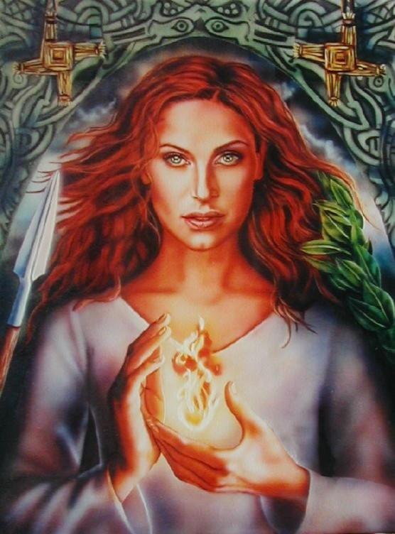 Богиня Бригитта 695d3746e24c
