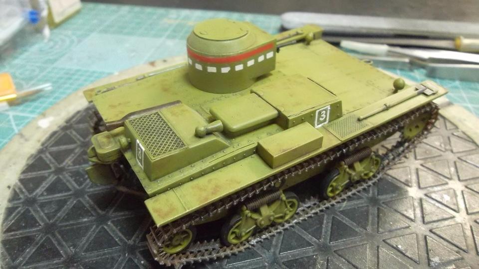 Т-38 малый плавающий танк, 1/35, (Восточный экспресс 35002 / MSD 3522 / AER Moldova). 92c3a0812c61