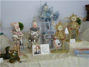 Время кукол № 6 Международная выставка авторских кукол и мишек Тедди в Санкт-Петербурге - Страница 2 424da48decabt