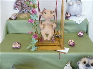 Время кукол № 6 Международная выставка авторских кукол и мишек Тедди в Санкт-Петербурге - Страница 2 E998ef4c266dt