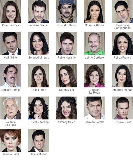 Mi Ex Me Tiene Ganas / ჩემს ყოფილს ვუნდივარ (Venevisión, 2012) - Page 2 Bf30587fac7a