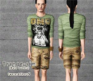 Повседневная одежда (комплекты с брюками, шортами)   - Страница 2 9b0d4ca4ab7c