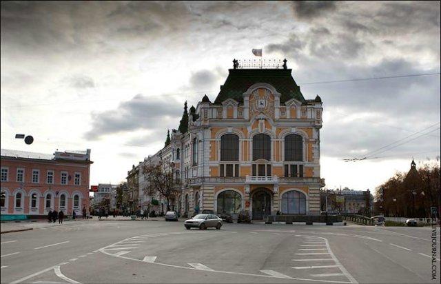 Старый-новый Нижний Новгород. 7bb42eed2241