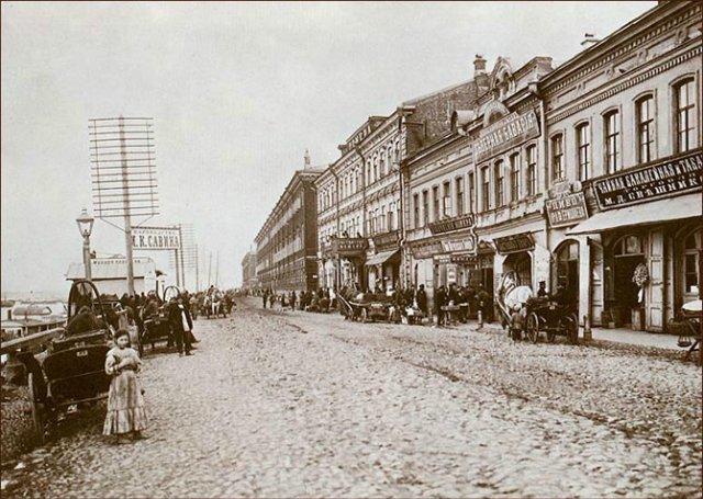 Старый-новый Нижний Новгород. 494a7286e9d8