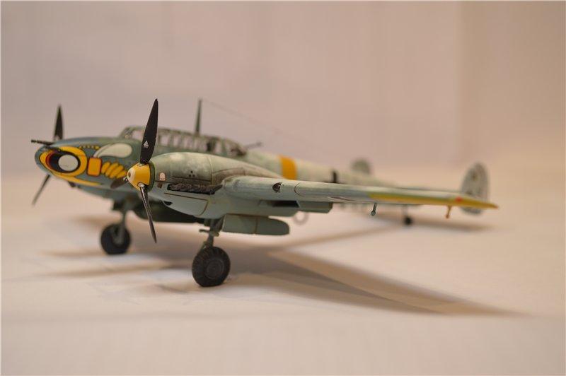 Bf-110 C-4/B (Airfix)  1/72 C4318cddcff6