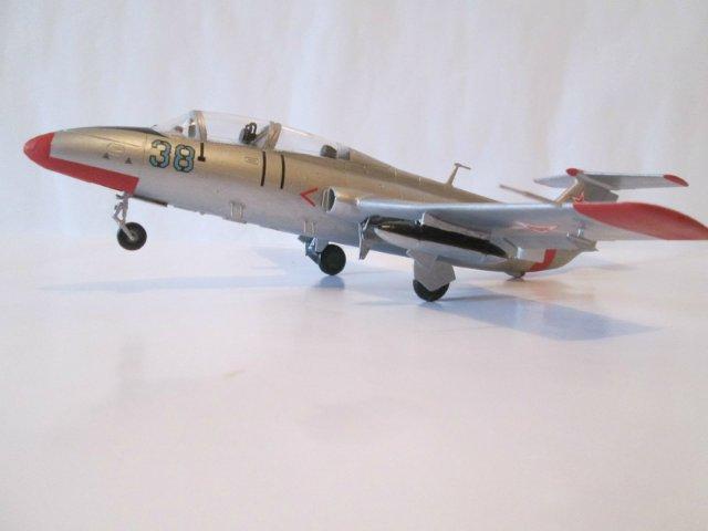 """Л-29 """"Дельфин""""  АМК 1/48 C5859640fd73"""