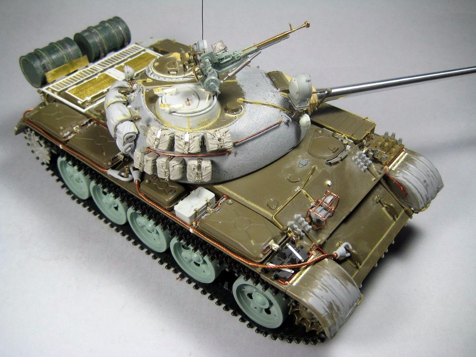 Т-55. ОКСВА. Афганистан 1980 год. - Страница 2 Aa61e4faee84