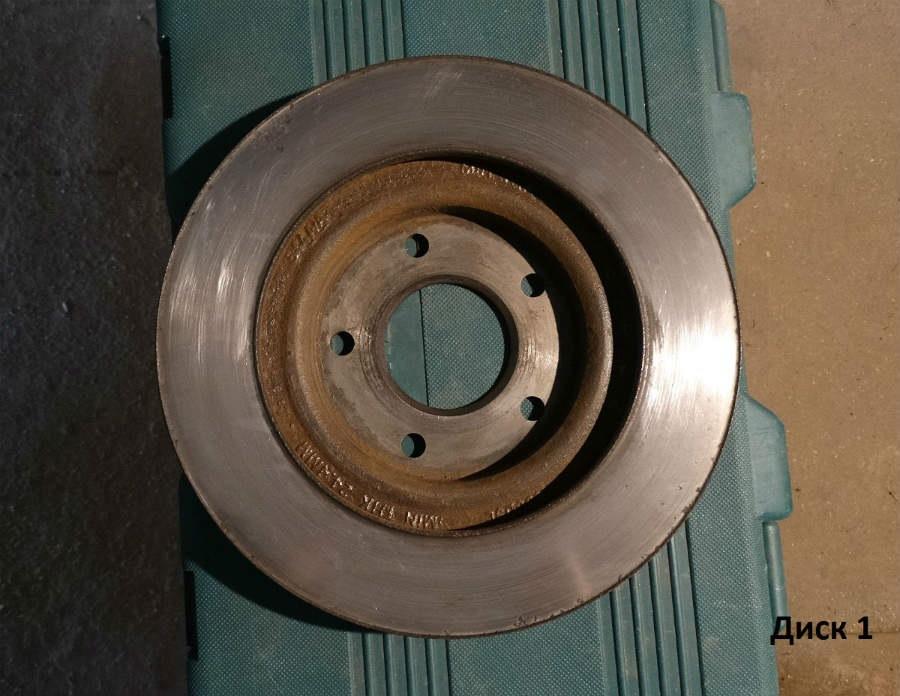 Тормозной диск для Jeep Patriot, Compass 2beba2687885
