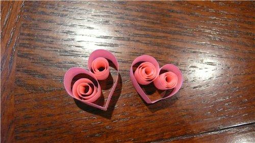 МК: Бумажное сердце 32e1edfe0ade