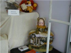 Время кукол № 6 Международная выставка авторских кукол и мишек Тедди в Санкт-Петербурге - Страница 2 86ad1595a147t