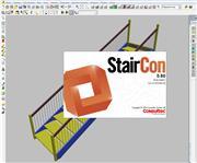 StairCon проектирование лестниц C05639d8c42bt