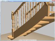 StairCon проектирование лестниц 081edb84898et
