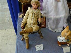 Время кукол № 6 Международная выставка авторских кукол и мишек Тедди в Санкт-Петербурге - Страница 2 Ff0e62a444b0t