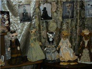 Время кукол № 6 Международная выставка авторских кукол и мишек Тедди в Санкт-Петербурге - Страница 2 06f0a697d168t