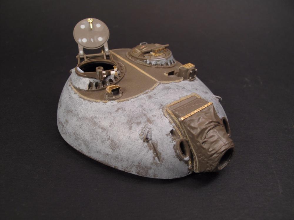 Т-55 «Enigma» TAMIYA + VoyagerModel PE 35460 1/35 570488813363