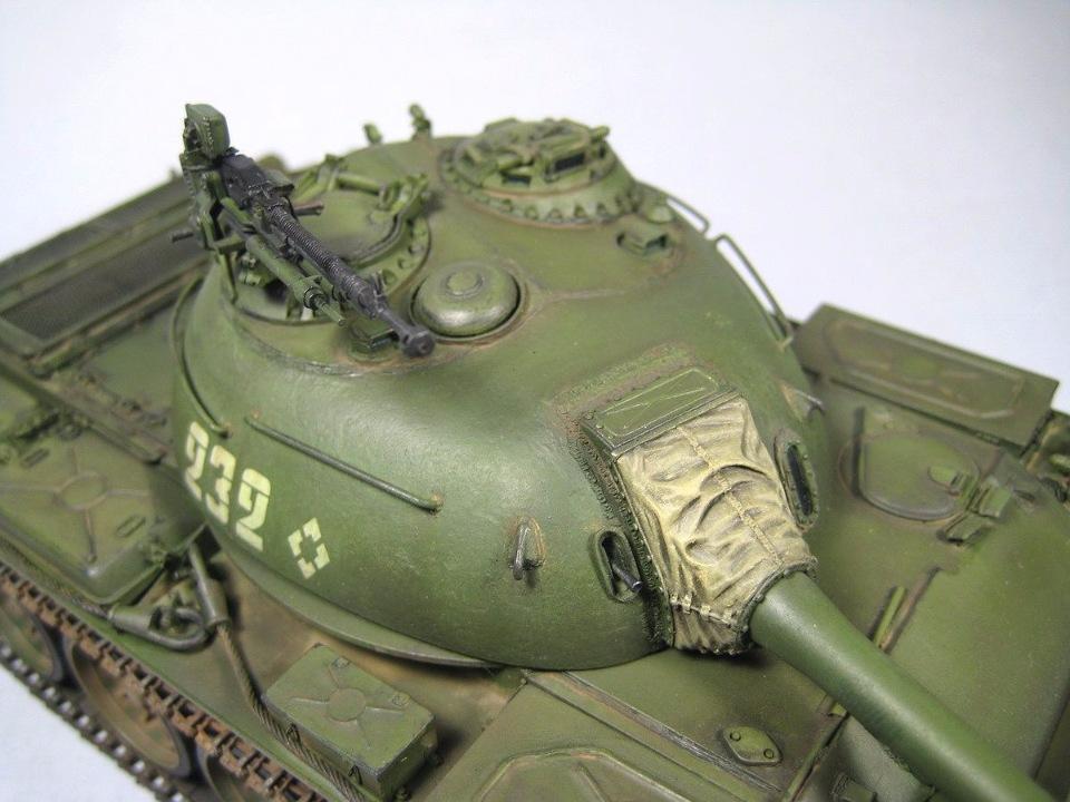 Т-54 образца 1951 г.  352dc245c9e1