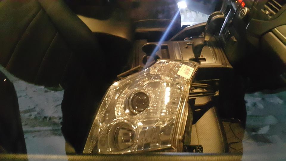 Ремонт Pajero 4 2012 рестайлинг после ДТП D1292c7e5ef1