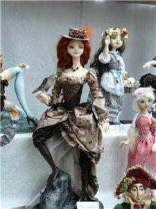 Время кукол № 6 Международная выставка авторских кукол и мишек Тедди в Санкт-Петербурге - Страница 2 Bc918fed8dc1t