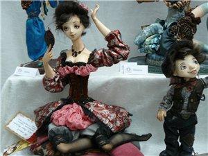 Время кукол № 6 Международная выставка авторских кукол и мишек Тедди в Санкт-Петербурге - Страница 2 D261b1375488t