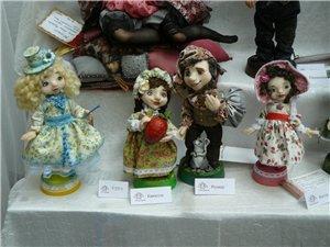 Время кукол № 6 Международная выставка авторских кукол и мишек Тедди в Санкт-Петербурге - Страница 2 04b381da9f45t