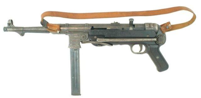 Магазин к пистолет-пулемётам MP 38 и MP 40 6b2392a41a68