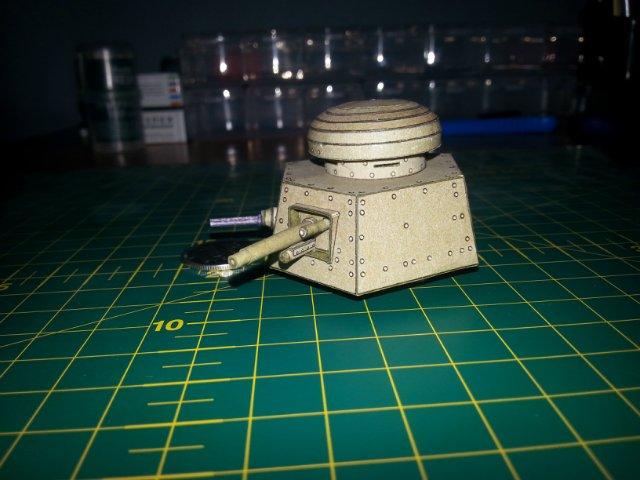 Т-18 (МС-1) Бумажное моделирование №45 E978196dca87