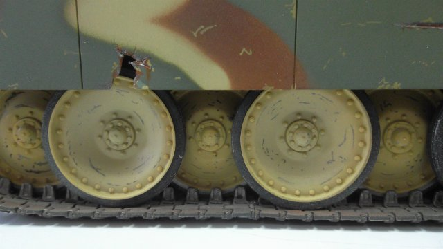 Jagdpanther, 1/35, («Tamiya» 35203). Ff866e4a5630