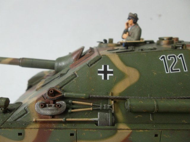 Jagdpanther, 1/35, («Tamiya» 35203). - Страница 2 0f1a4dc31d3e