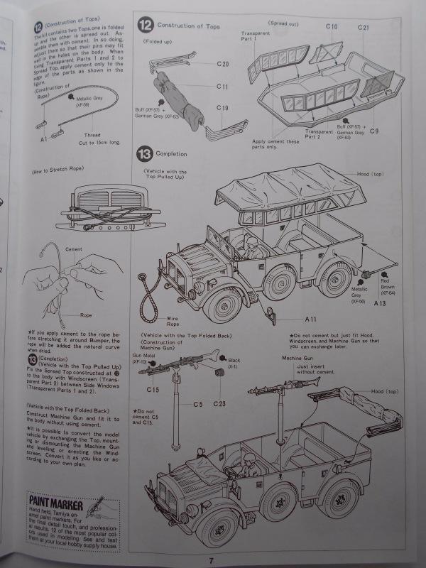 Обзор Horch Type 1A 1/35 (Tamiya №35052) 66ab41ac9119