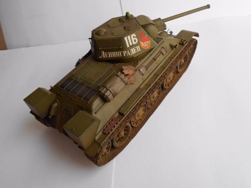 Т-34/76 выпуск начала 1943г 1/35 (Моделист №303529) - Страница 2 C08127adbe17