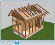 Каркасное строительство в АrCon Ba919da86878