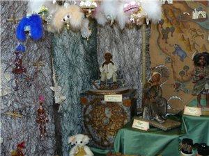 Время кукол № 6 Международная выставка авторских кукол и мишек Тедди в Санкт-Петербурге - Страница 2 65743bba3dd1t