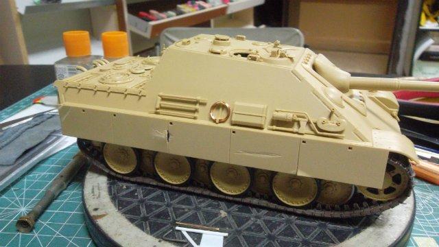 Jagdpanther, 1/35, («Tamiya» 35203). Cb086c915af3