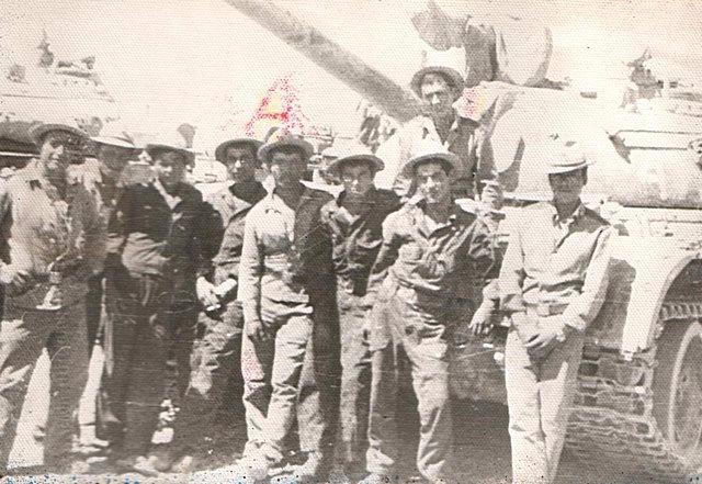 Т-55. ОКСВА. Афганистан 1980 год. Cf964e0c4999