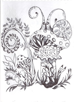 Рисунки ручкой B811745dbbe2t
