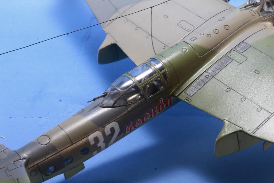 Ту-2 1/48 Xuntong Aacd7a06f435