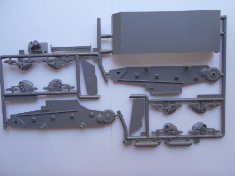 Обзор C7P Heavy Artillery Tractor 1/35 (Mirage Hobby №35901) 22d9837777d6
