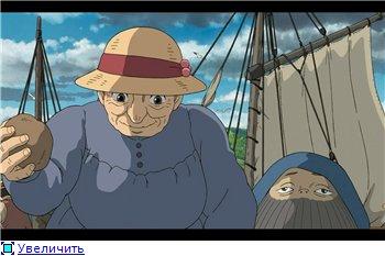 Ходячий замок / Движущийся замок Хаула / Howl's Moving Castle / Howl no Ugoku Shiro / ハウルの動く城 (2004 г. Полнометражный) 2ca313537237t