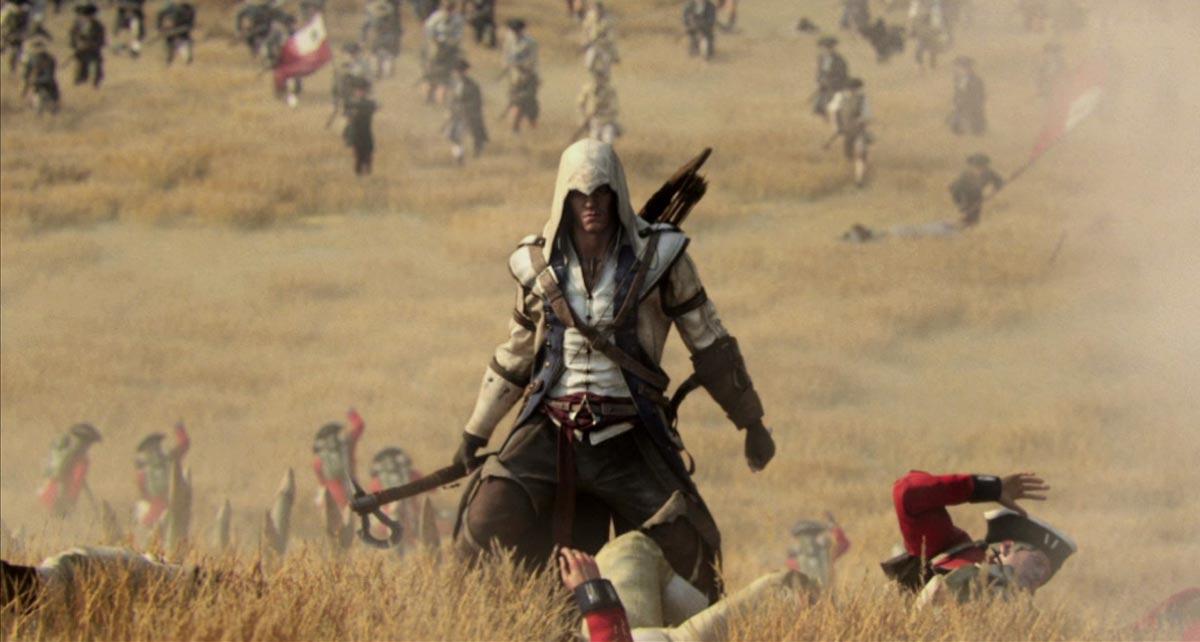 Assassin's Creed III  7013ecdc26d0