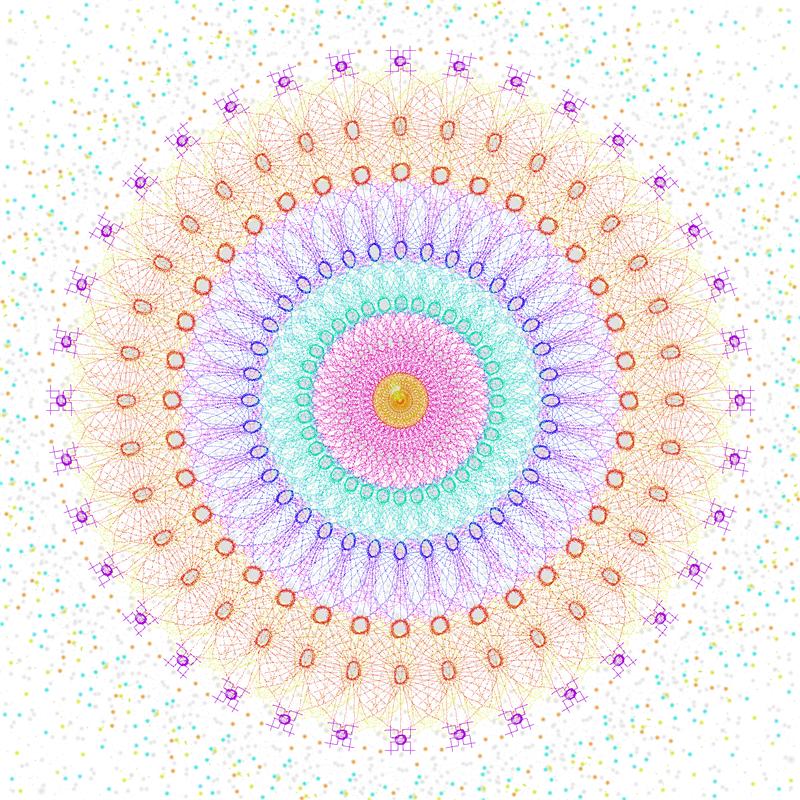 Мандалы для коллективных медитаций а так-же для индивидуального назначения. 79f0ddfc91f1