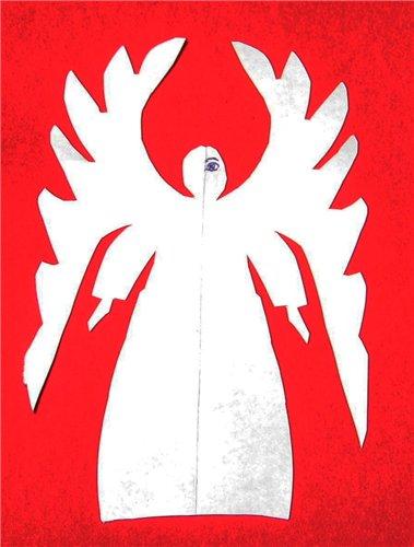 Ритуал на исполнение желания с бумажным ангелом 06ac54f959fe